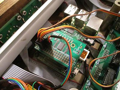 Bad Dog Designs Nixie tube Solar Monitor - AB Electronics UK