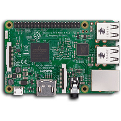 Raspberry Pi A+, B+, 2 & 3 products