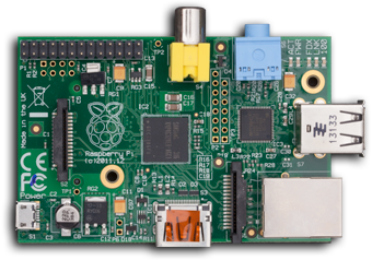Raspberry Pi Model A and B products