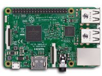 Raspberry Pi A+, B+, 2 & 3 Boards
