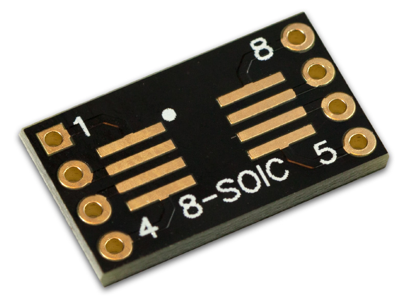 SOIC to DIP Adapter 8 Pin