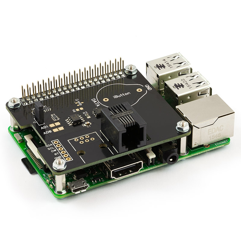 Wire Pi Plus Communication Board For The Raspberry Pi A And B - 1 wire hub schematic