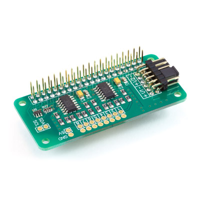 ADC Pi ADC Pi Expansion Board