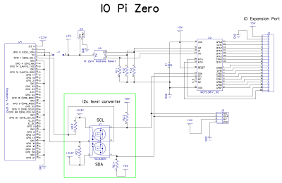 IO Pi Zero 16 Channel Port Expander for the Raspberry Pi Zero Raspberry Pi Schematic on raspberry pi foundation, lcd schematic, acorn computers, xbox 360 schematic, acorn archimedes, bluetooth schematic, beagle board, orange pi schematic, ipad schematic, computer schematic, gpio pinout schematic, bbc micro, banana pi schematic, scr dimmer schematic, single-board computer, zx spectrum, rs232 isolator schematic, scr motor control schematic, atmega328 schematic, usb schematic,